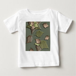 Autumn Leaves Baby T-Shirt