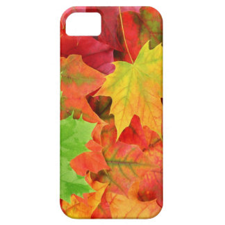 AUTUMN LEAVES BARELY THERE iPhone 5 CASE