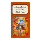Autumn Leaves Bird Feeder Maple Syrup