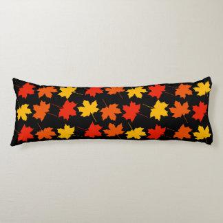 Autumn Leaves Body Cushion