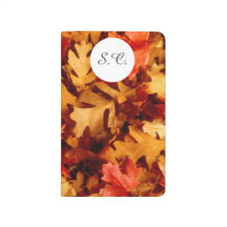 Autumn Leaves - Fall Color Journal