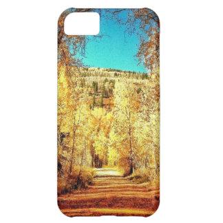Autumn Leaves, Fall Season, Trees 01 Cover For iPhone 5C