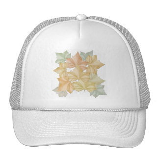 Autumn Leaves First Day Of Fall Hat