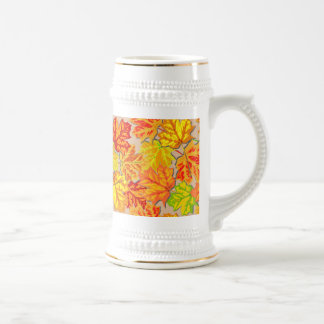 Autumn Leaves German Stein