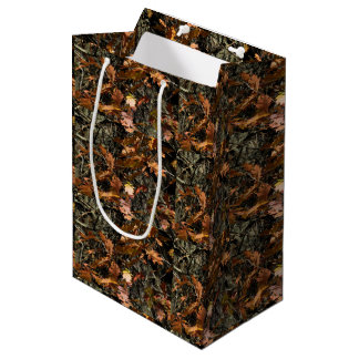 Autumn Leaves Gift Bag