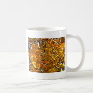 Autumn Leaves Gold Gifts Apparel Collectibles Coffee Mug