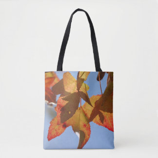 Autumn Leaves I Tote Bag