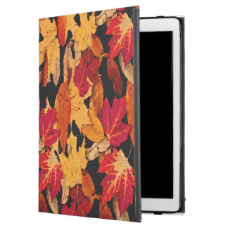 "Autumn Leaves in Red Orange Yellow Brown iPad Pro 12.9"" Case"