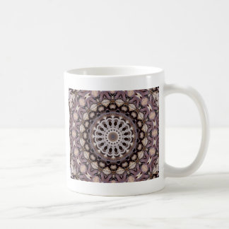 Autumn Leaves Kaleidoscope Coffee Mugs