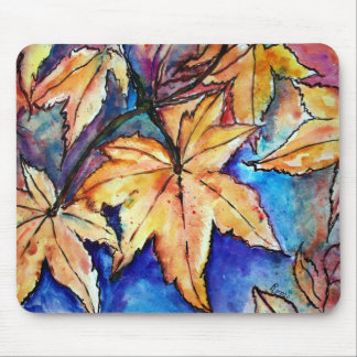 Autumn Leaves - Mousepad