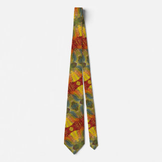 Autumn Leaves Tie
