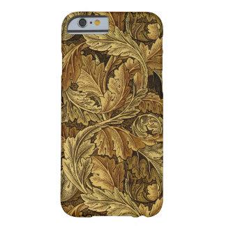 Autumn leaves William Morris pattern iPhone 6 Case