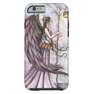Autumn Light Gothic Fantasy Fairy Art Tough iPhone 6 Case