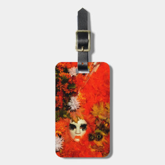 Autumn Luggage Tag