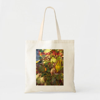 Autumn Magic Budget Tote Bag