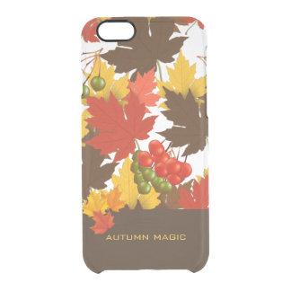 Autumn Magic Clear iPhone 6/6S Case