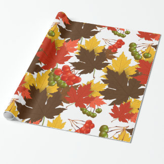 Autumn Magic Wrapping Paper