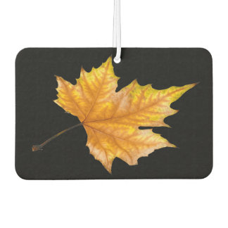 Autumn Maple Leaf Car Air Freshener