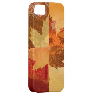 Autumn, Maple Leaf Case For The iPhone 5