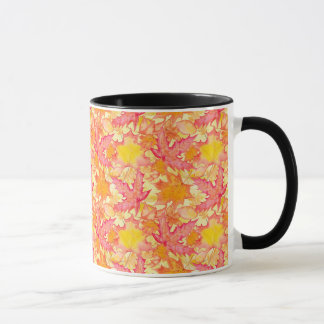 Autumn Maple Leaves Mug