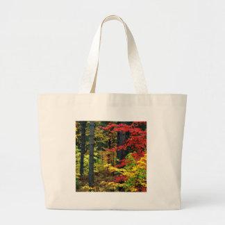 Autumn Michigan Tote Bags