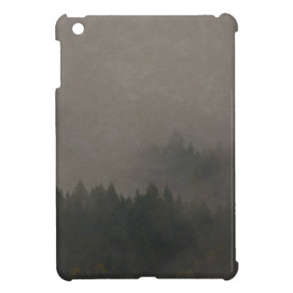 Autumn Moods Misty Forest Photo Art Nature Scene Cover For The iPad Mini