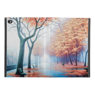 Autumn Morning In the Park iPad Mini 4 Case