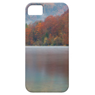 Autumn morning over Lake Bohinj Barely There iPhone 5 Case