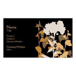 Autumn Night Pack Of Standard Business Cards