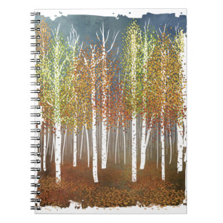 Autumn Notebooks