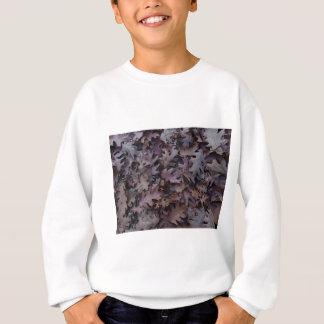 Autumn Oak Leaves Sweatshirt