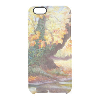 Autumn on the Darent 1999 Clear iPhone 6/6S Case