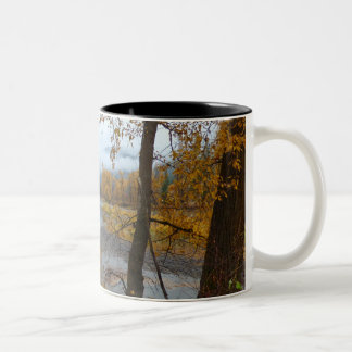 Autumn on the Kettle River Coffee Mug