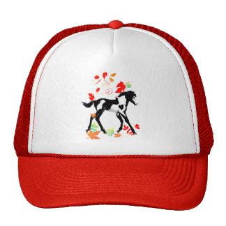 Autumn Paint Hat