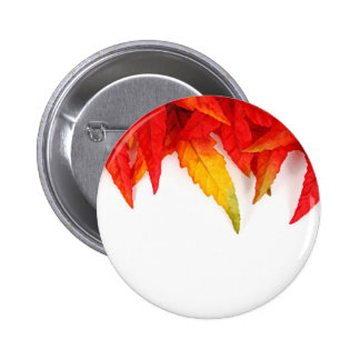 Autumn Painterly Leaf Pins