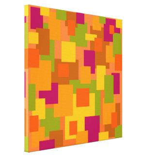 Autumn Patch 2 Canvas Canvas Print