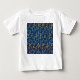 Autumn pattern a baby T-Shirt