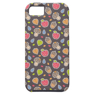 autumn pattern iPhone 5 covers