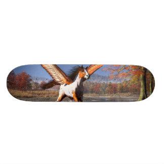 Autumn Pegasus Custom Skate Board