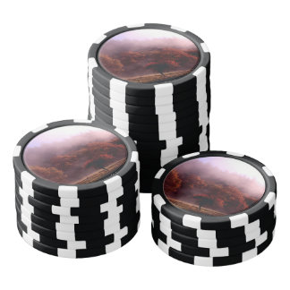 Autumn Poker Chips