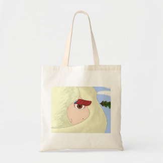 Autumn Queen Tote Budget Tote Bag