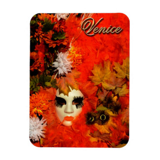 Autumn Rectangular Photo Magnet