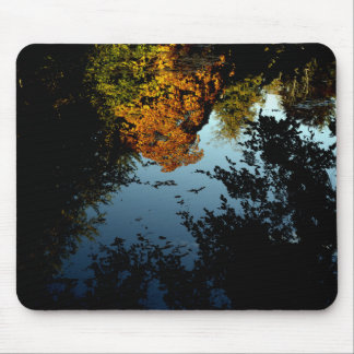 Autumn Reflections Mouse Mat