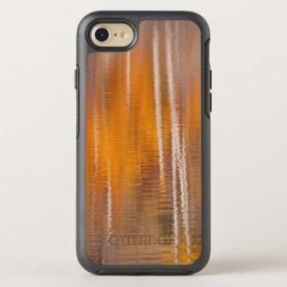 Autumn Reflections on Beaver Pond | Winthrop, WA OtterBox Symmetry iPhone 8/7 Case
