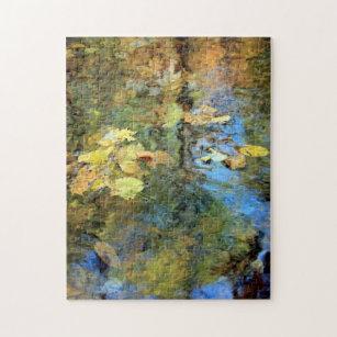 Autumn Reflections Puzzle
