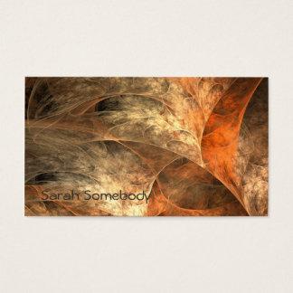 Autumn Riches Fractal Art profile Card