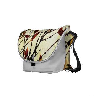 Autumn Rickshaw Bag. Commuter Bag