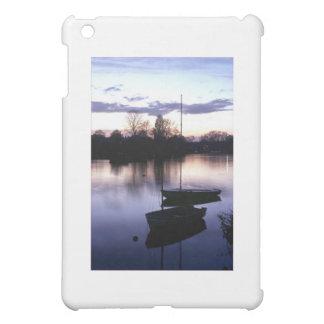Autumn River Dusk Cover For The iPad Mini
