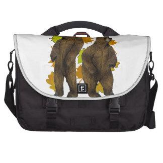 Autumn Rush Commuter Bag
