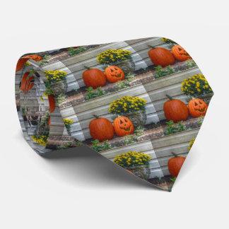 Autumn Scene Tie